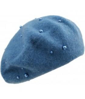 Klassikaline barett pärlitega