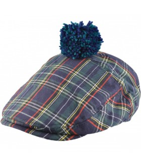 Sonimüts - Šoti rahvusliku mustriga